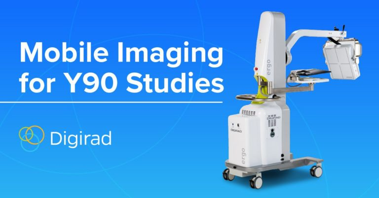 Mobile Imaging for Y90 Studies