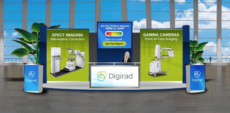 Digirad SNMMI 2020 Virtual Booth