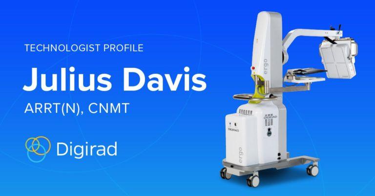 Julius Davis Technologist Profile